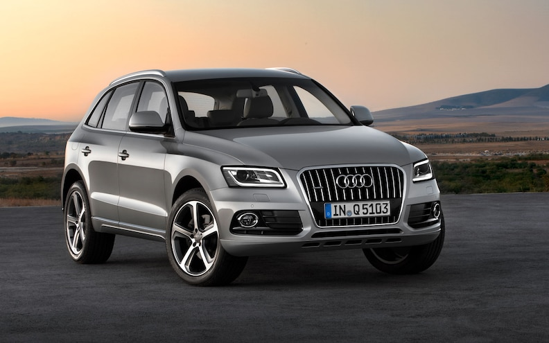 Audi Forecasting 2013 Sales Gain on SUV Growth