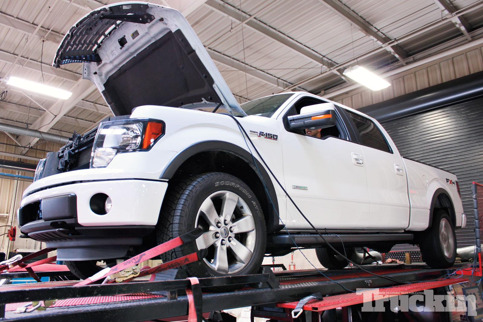 Ford F-150 - Boosting The EcoBoost - Truckin Magazine