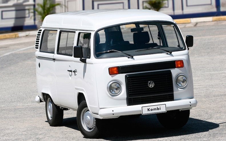 Volkswagen Microbus Production Ends After 63 Years