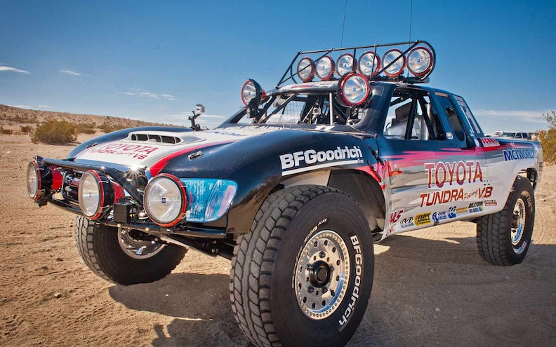Trophy Truck For Sale >> Ivan Ironman Stewart S Baja 500 Winning Truck For Sale