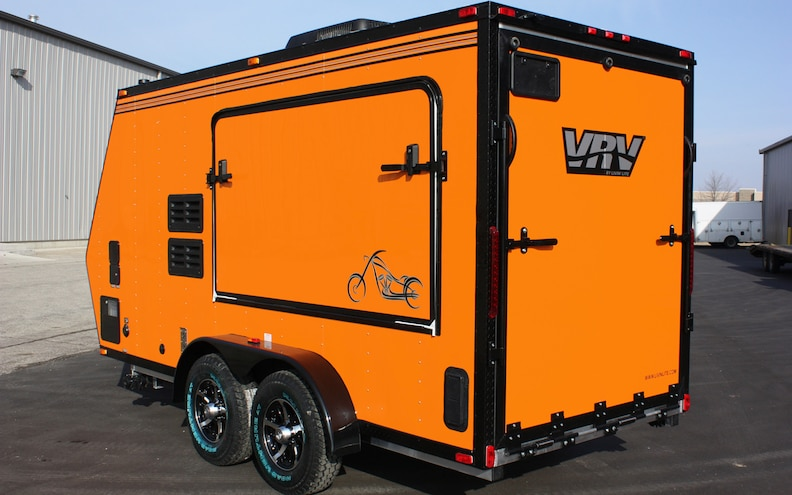 Ultralights: Smaller Trailers for Smaller Tow Vehicles - Truck Trend