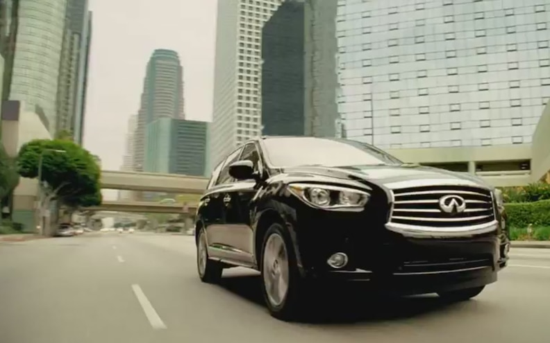 New 2013 Infiniti JX Ads Released, Aim for Acura