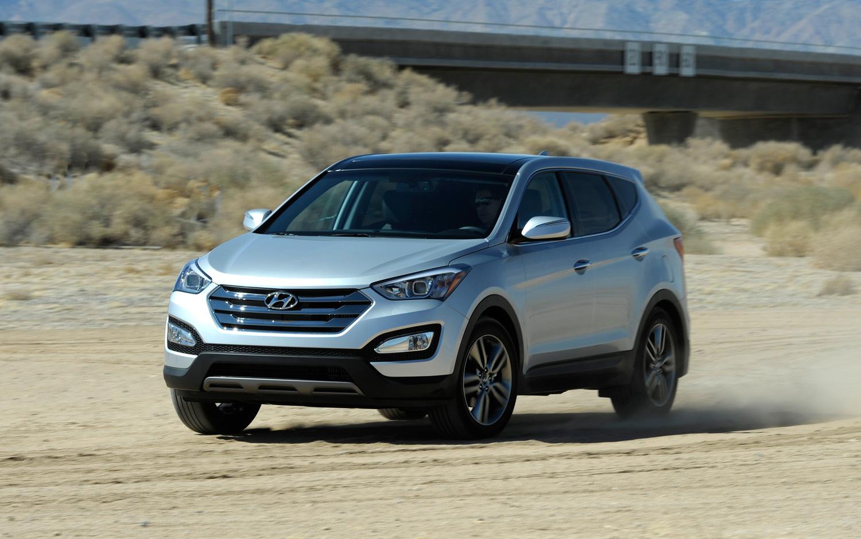 2013 Hyundai Santa Fe Photo Gallery Photo & Image Gallery