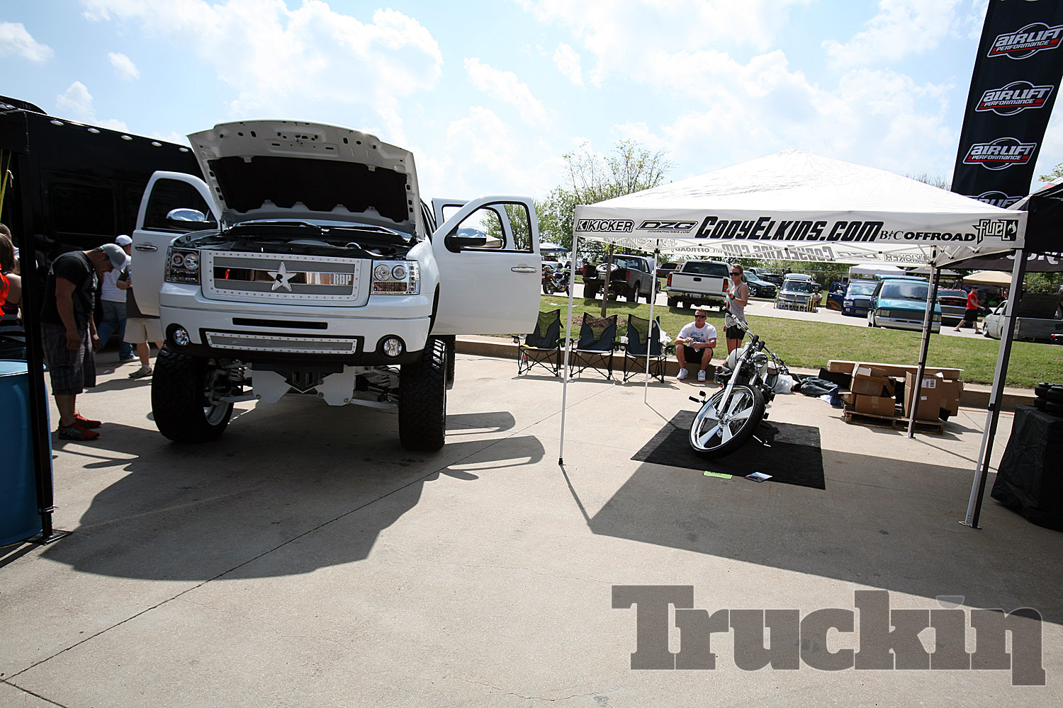 kicker Bash 2012 car And Truck Show