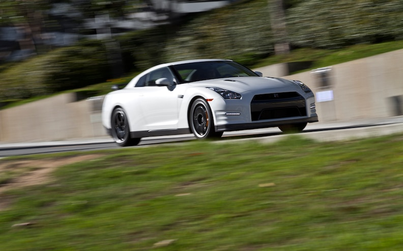 2013 Nissan GT-R Black Edition Long-Term Update 4