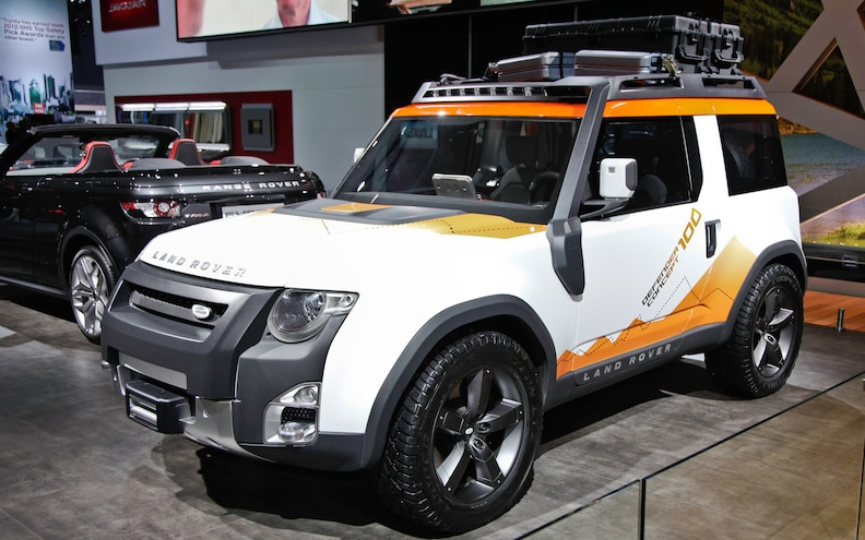Land Rover Targeting Toyota Hilux for Affordability, Availability of New Defender