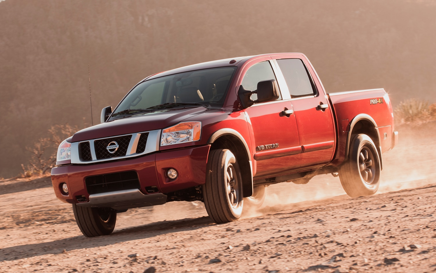 Pricing Updates Announced for 2013 Nissan Titan