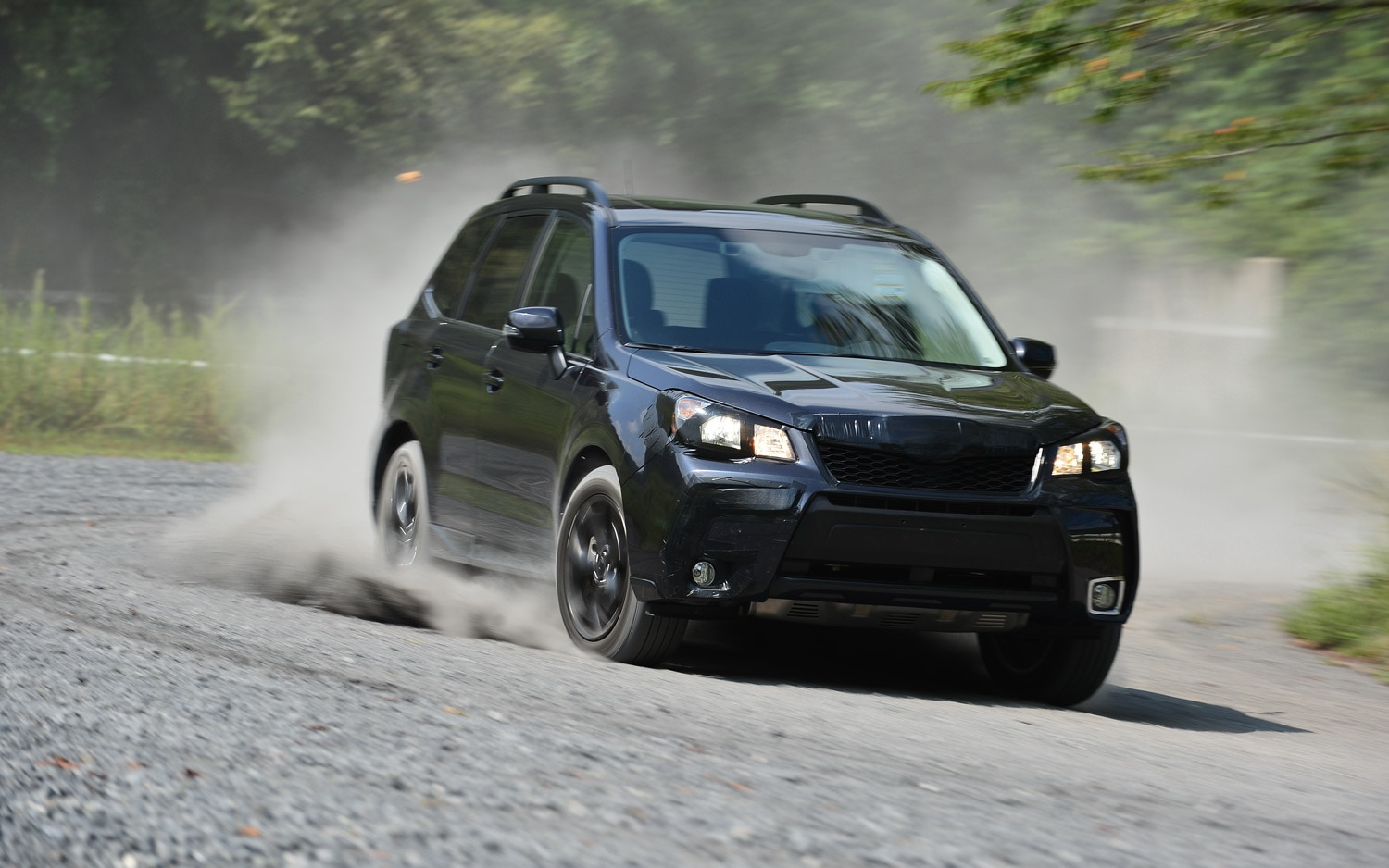 Motor Trend Drives 2014 Subaru Forester Prototype