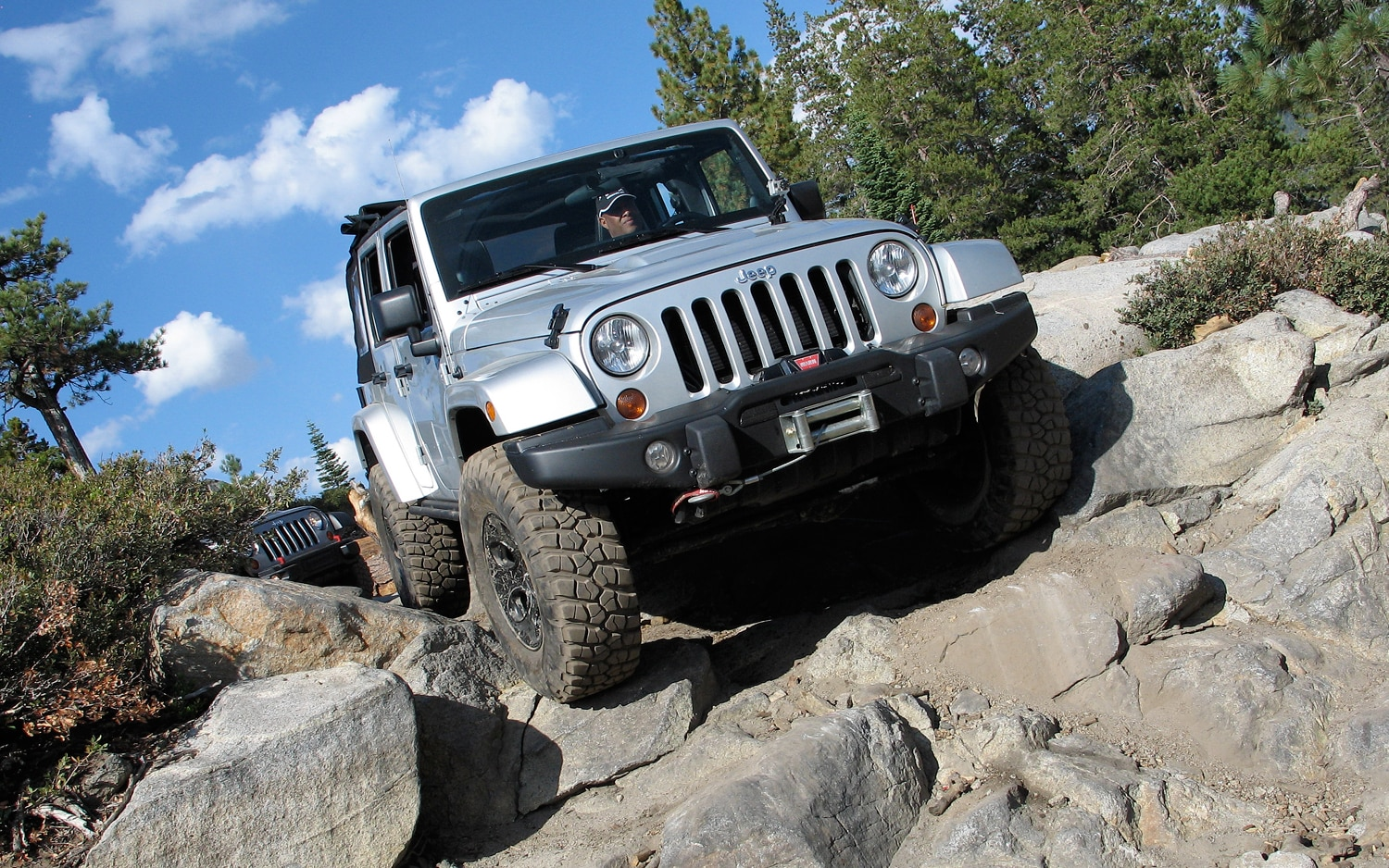 2013 Jeep Wrangler Rubicon First Drive