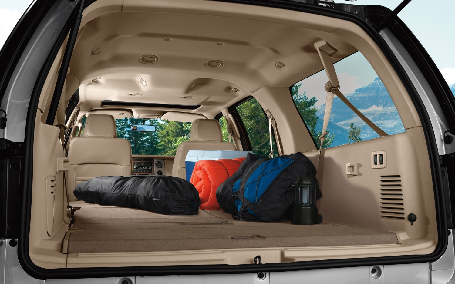 2013 Ford Expedition Cabin