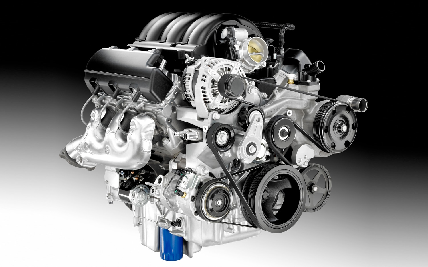 2014 Chevrolet Silverado V6 Engine