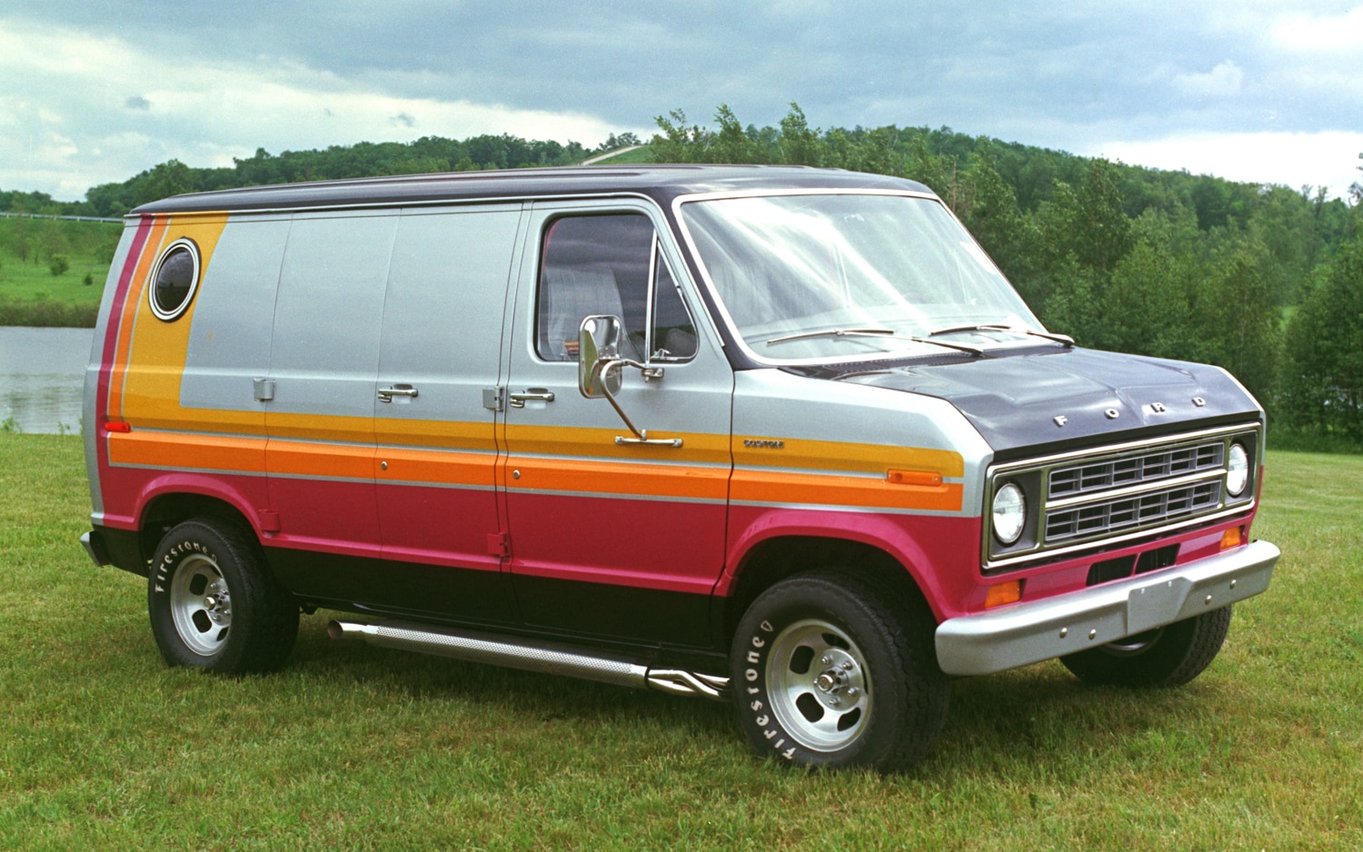 1961-2013 Ford Econoline Timeline - Truck Trend