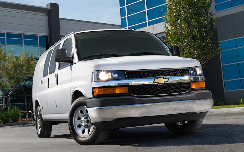 Chevrolet Express, GMC Savana Recalled for Ignition Switch