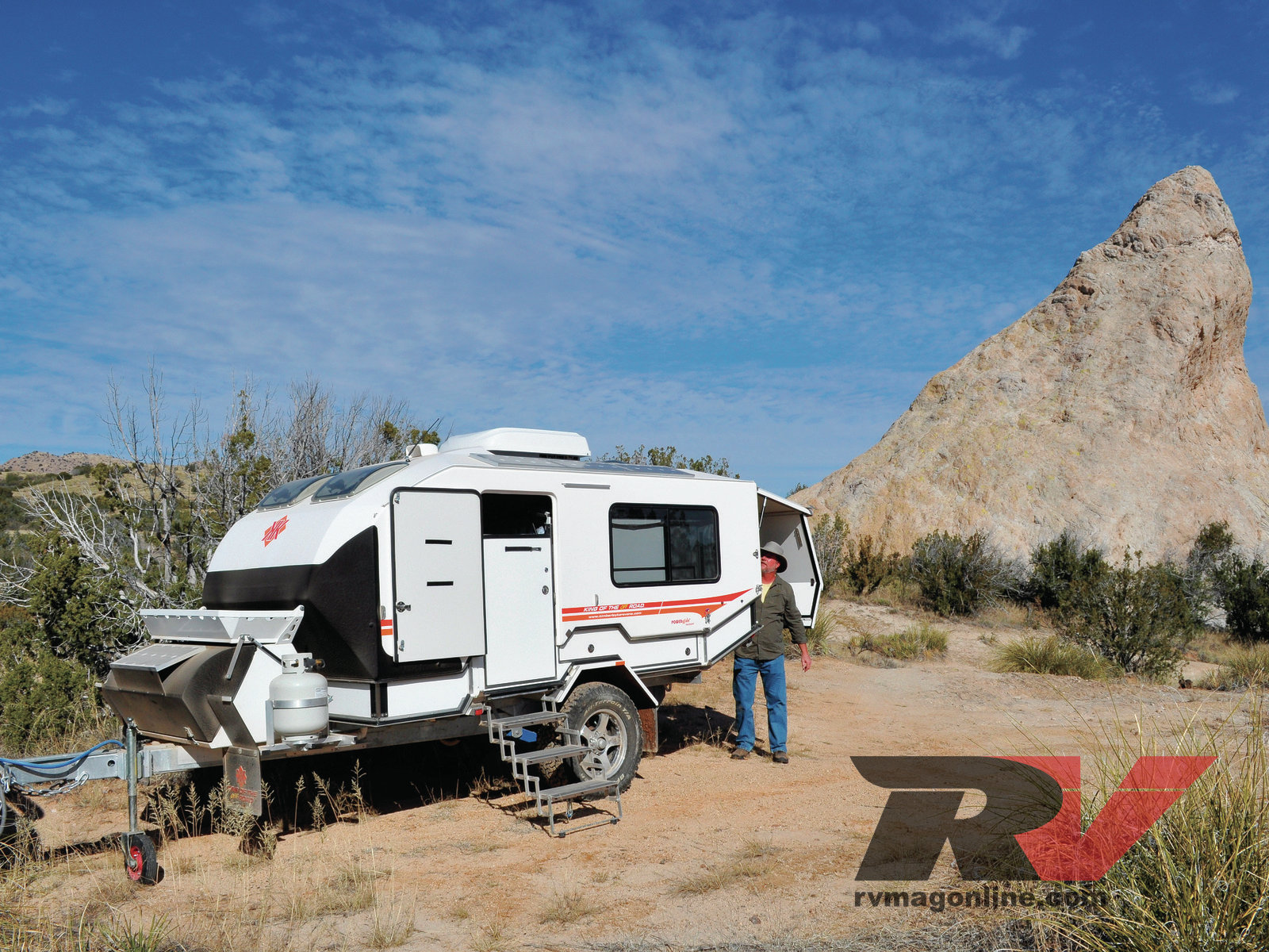 Boondock King - Kimberly Karavan - Travel Trailer - RV ...
