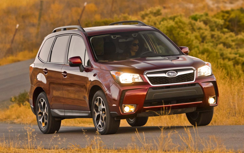 Motor Trend Drives 2014 Subaru Forester Prototype - Truck ...