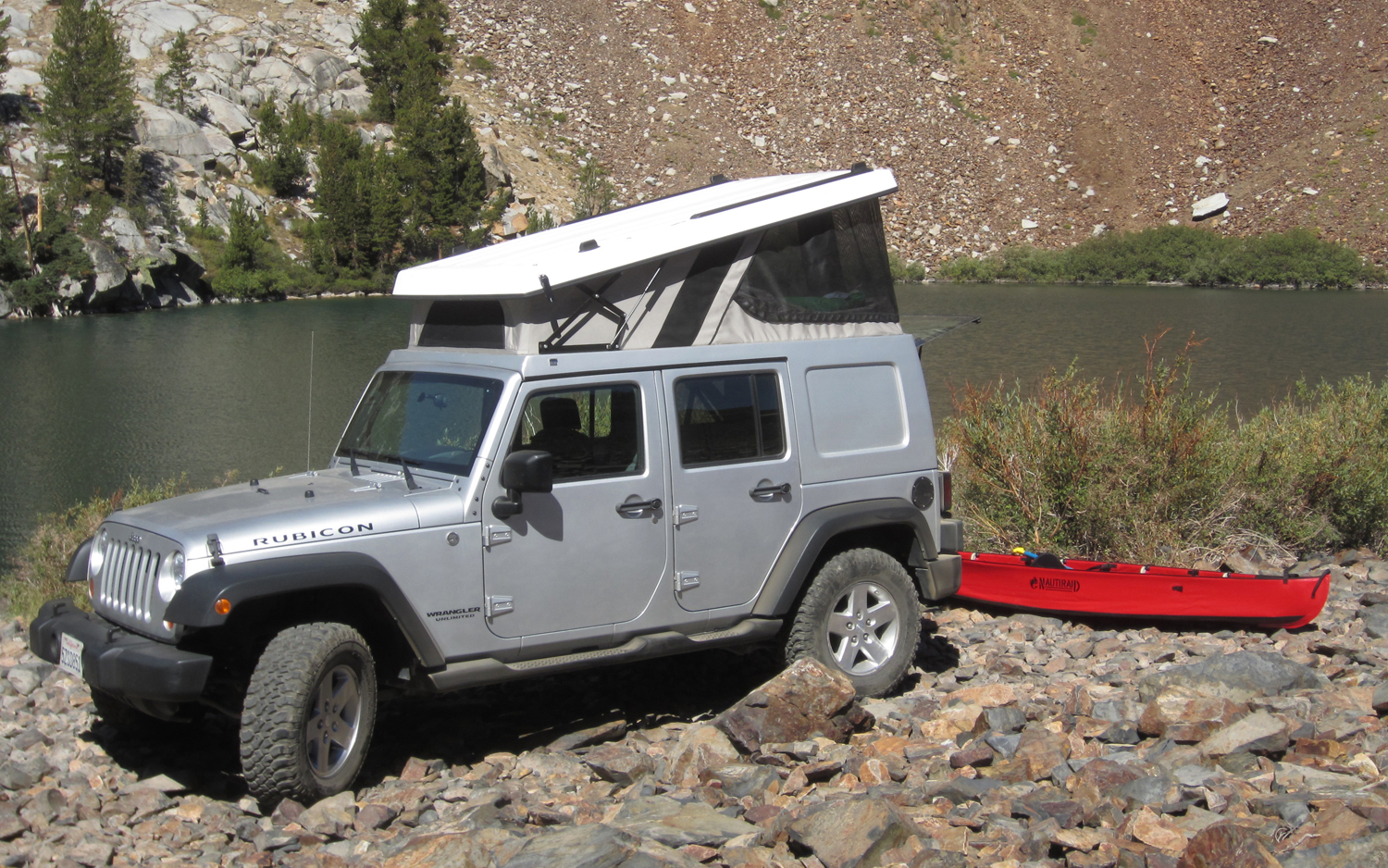 Ursa Minor Jeep Wrangler First Drive Photo & Image Gallery