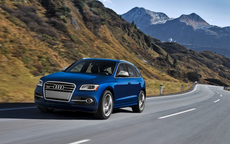 2014 Audi SQ5 Coming to 2013 Detroit Auto Show