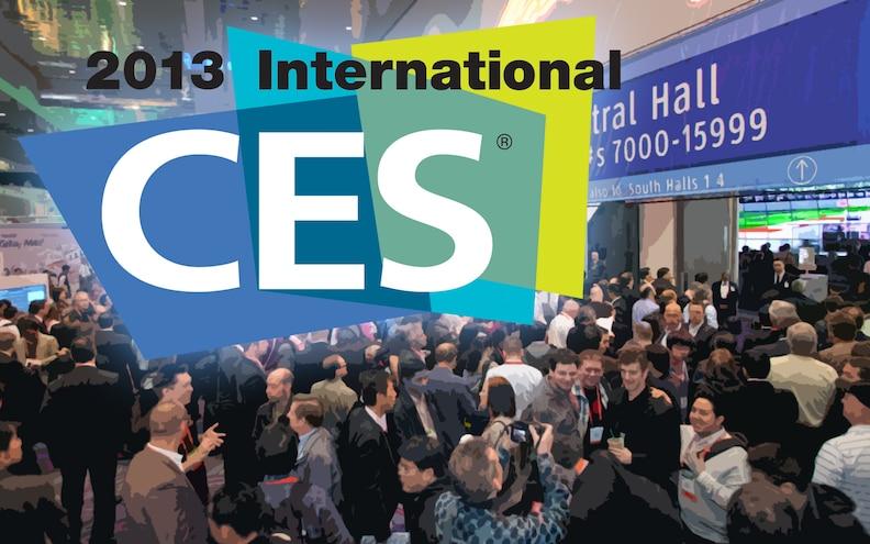2013 Consumer Electronics Show: Automotive Infotainment