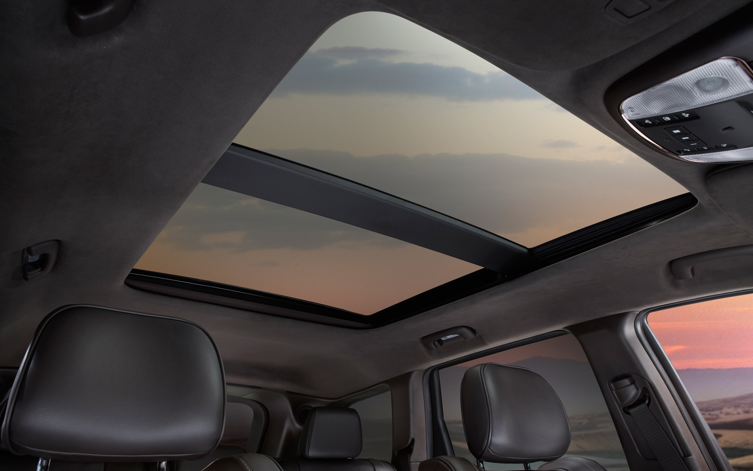 2014 Jeep Grand Cherokee Summit Sunroof