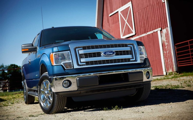 Next Ford F-150 Said to Make Extensive Use of Aluminum
