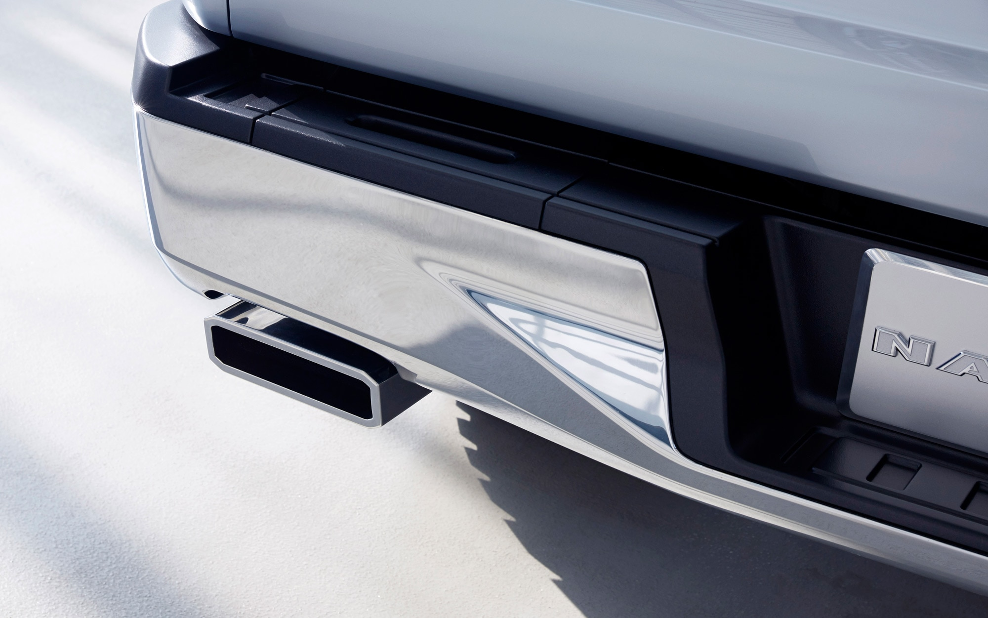 Ford Atlas Concept Exhaust