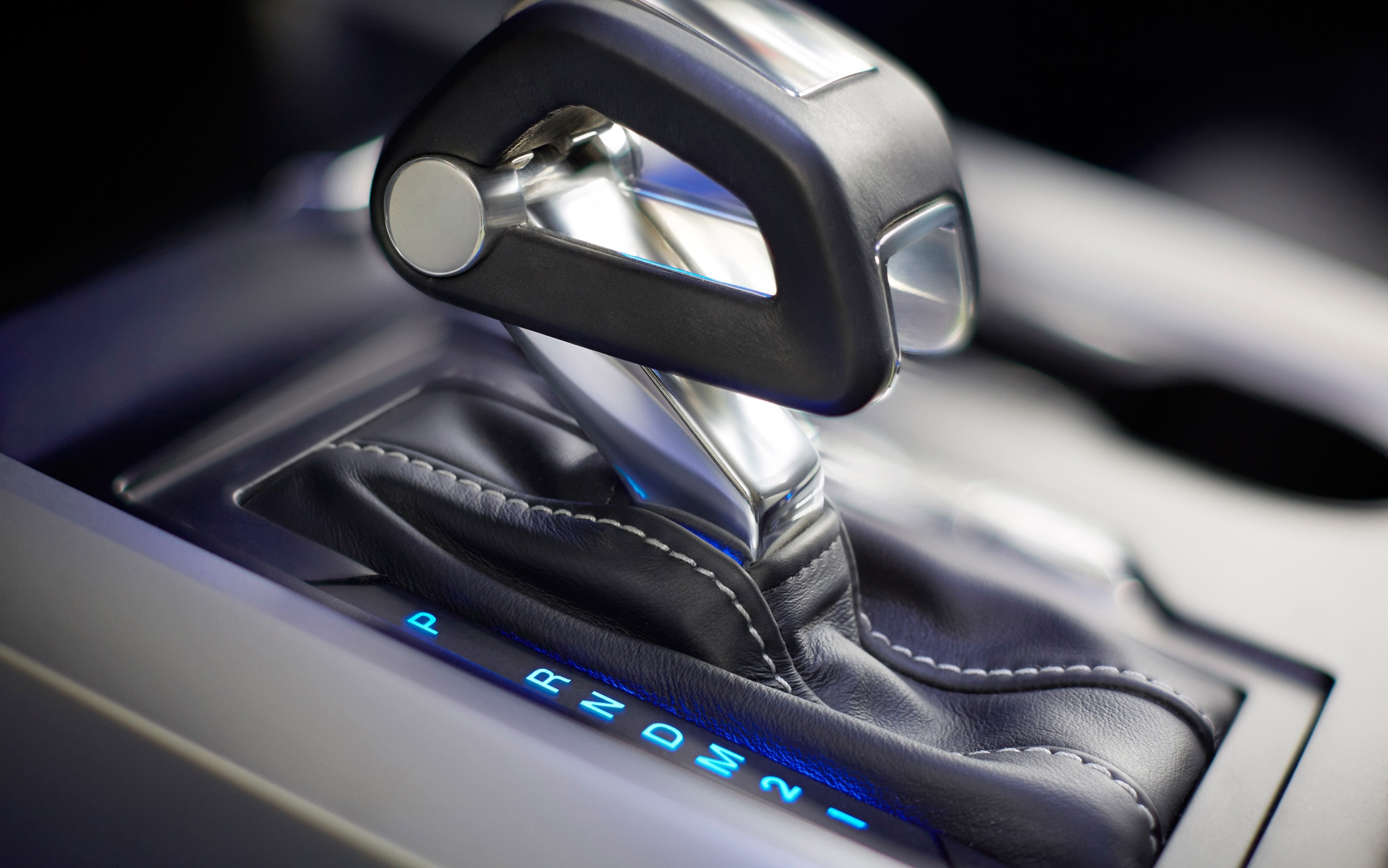 Ford Atlas Concept Shifter