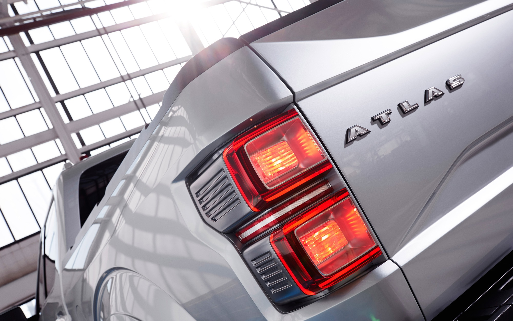 Ford Atlas Concept Taillight 1
