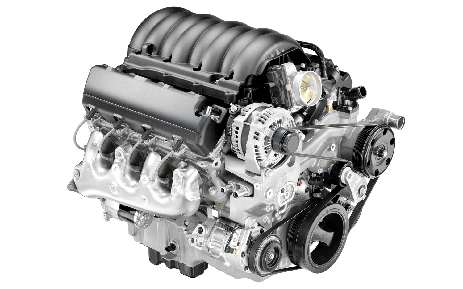 2014 Chevrolet Silverado V8 Engine