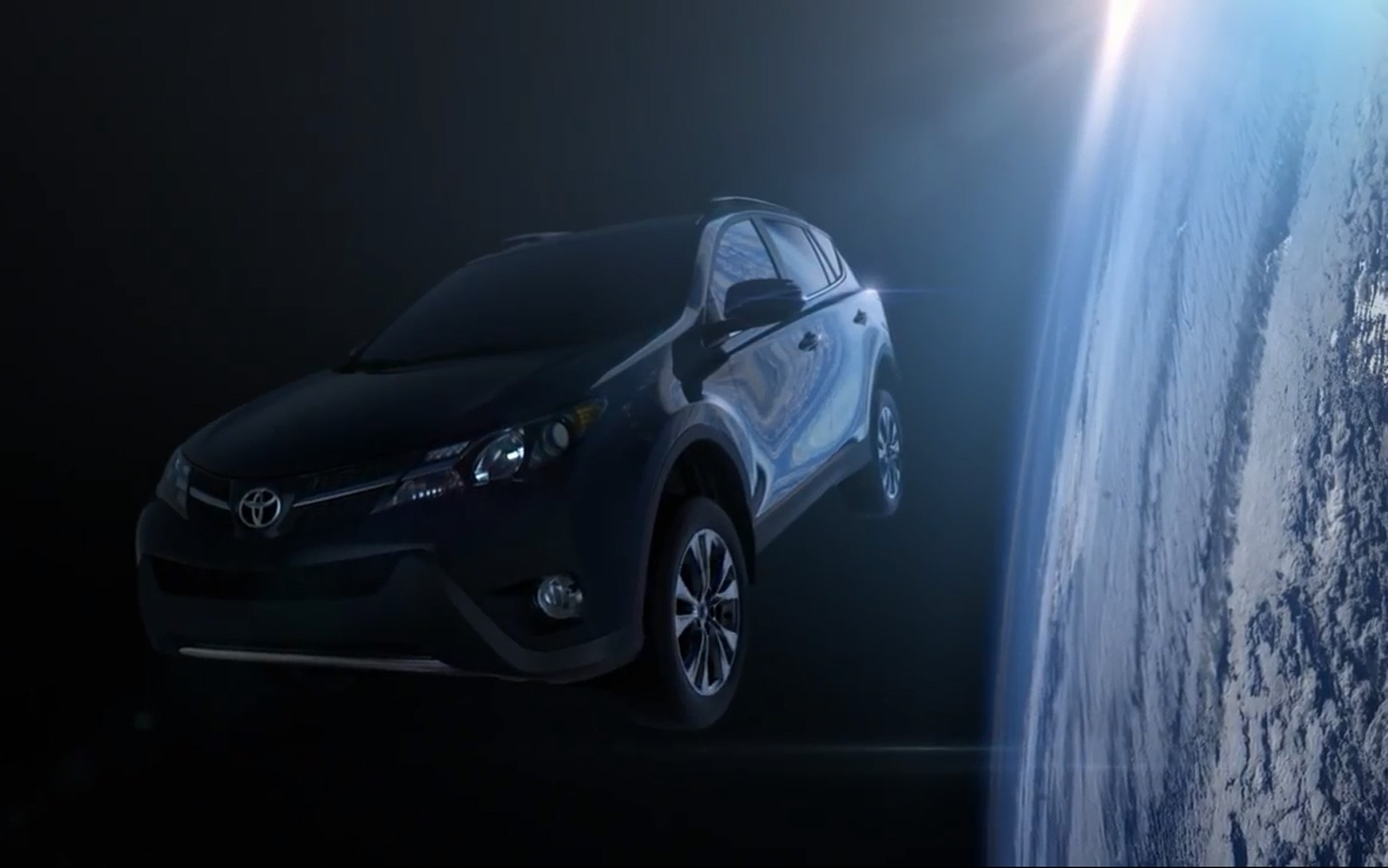 2013 Toyota RAV4 I Wish Commerical Image 4