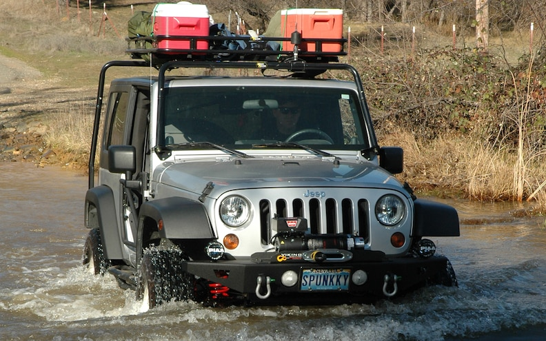10 Ways To Trick Out Your Jeep