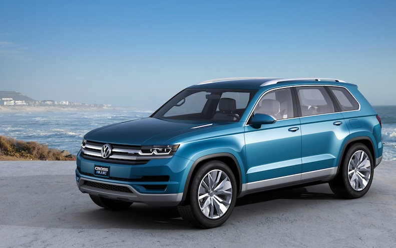 Volkswagen Reportedly Close to Announcing Crossover Production Site