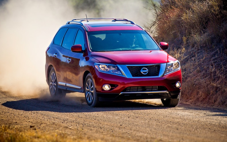 2013 Nissan Pathfinder Second Look