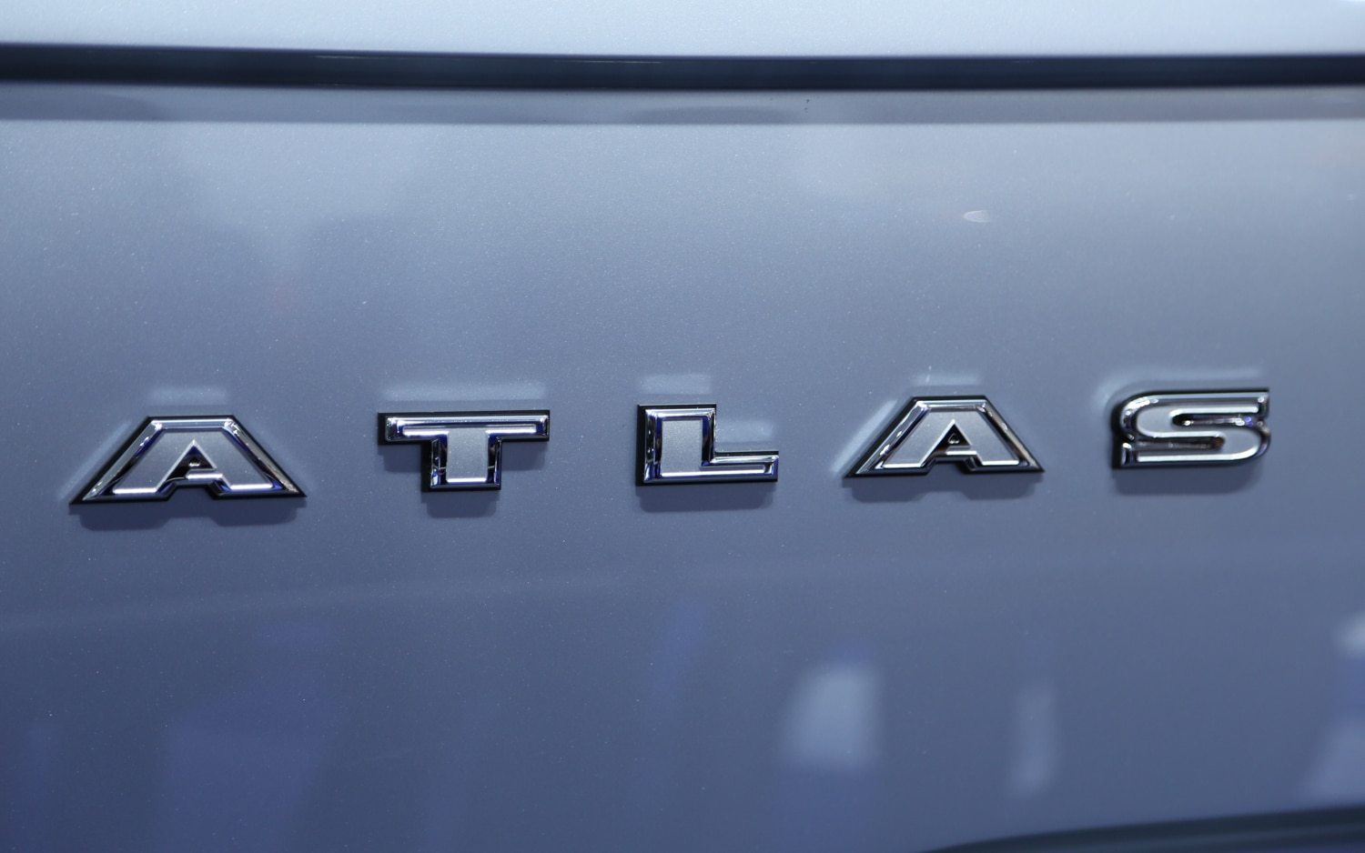 Ford Atlas Concept Badge