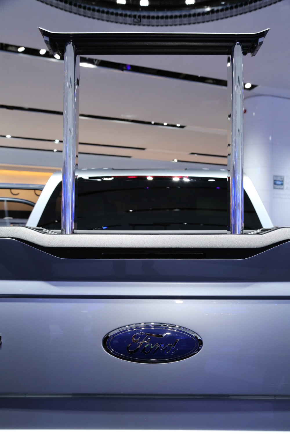 Ford Atlas Concept Truck Bed