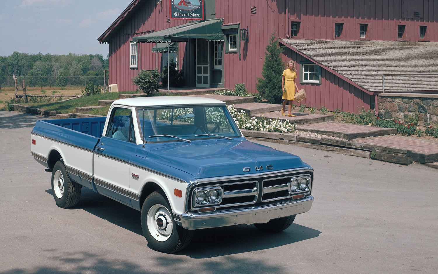 1972 GMC C 2500 Wideside Pickup