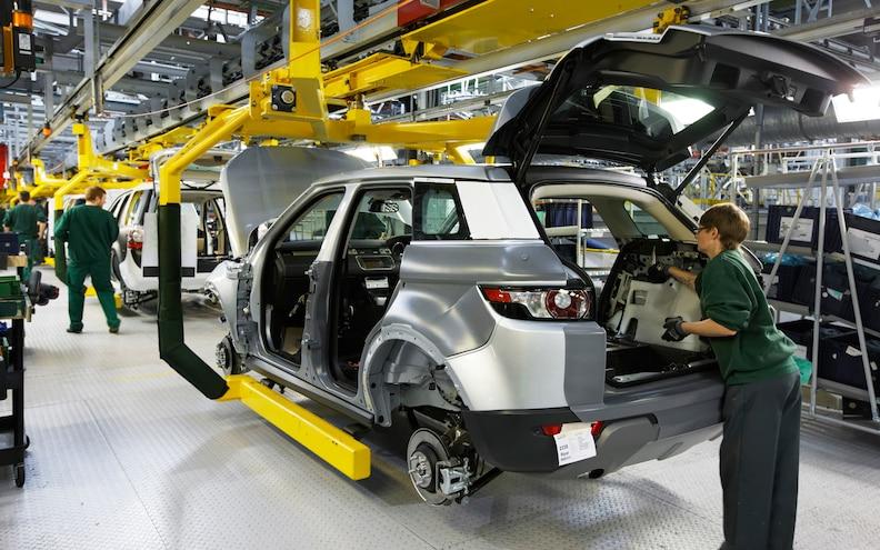 Jaguar Land Rover Could Take $1.5 Billion Hit from Brexit