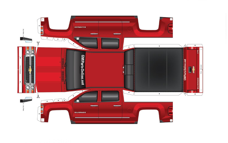 Build Your Own 2014 Chevrolet Silverado Truck Trend