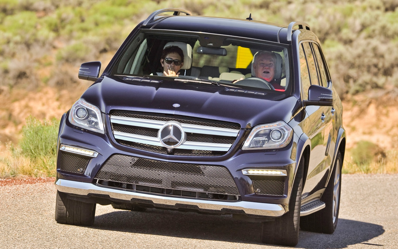 2013 Mercedes-Benz GL550 First Test - Truck Trend