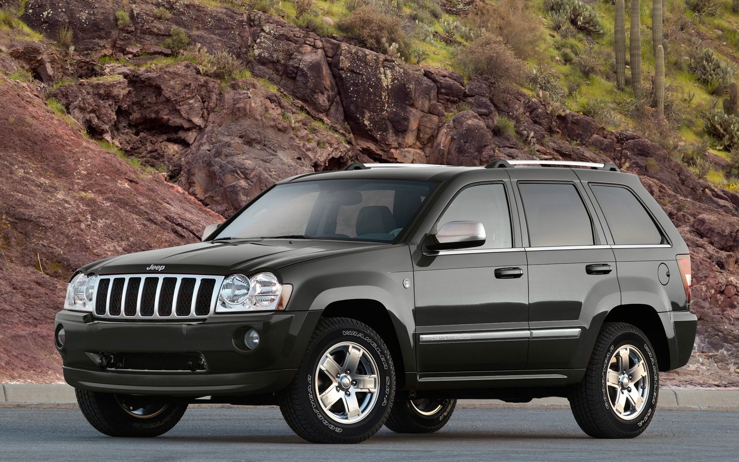 2005-2010 jeep grand cherokee - pre-owned