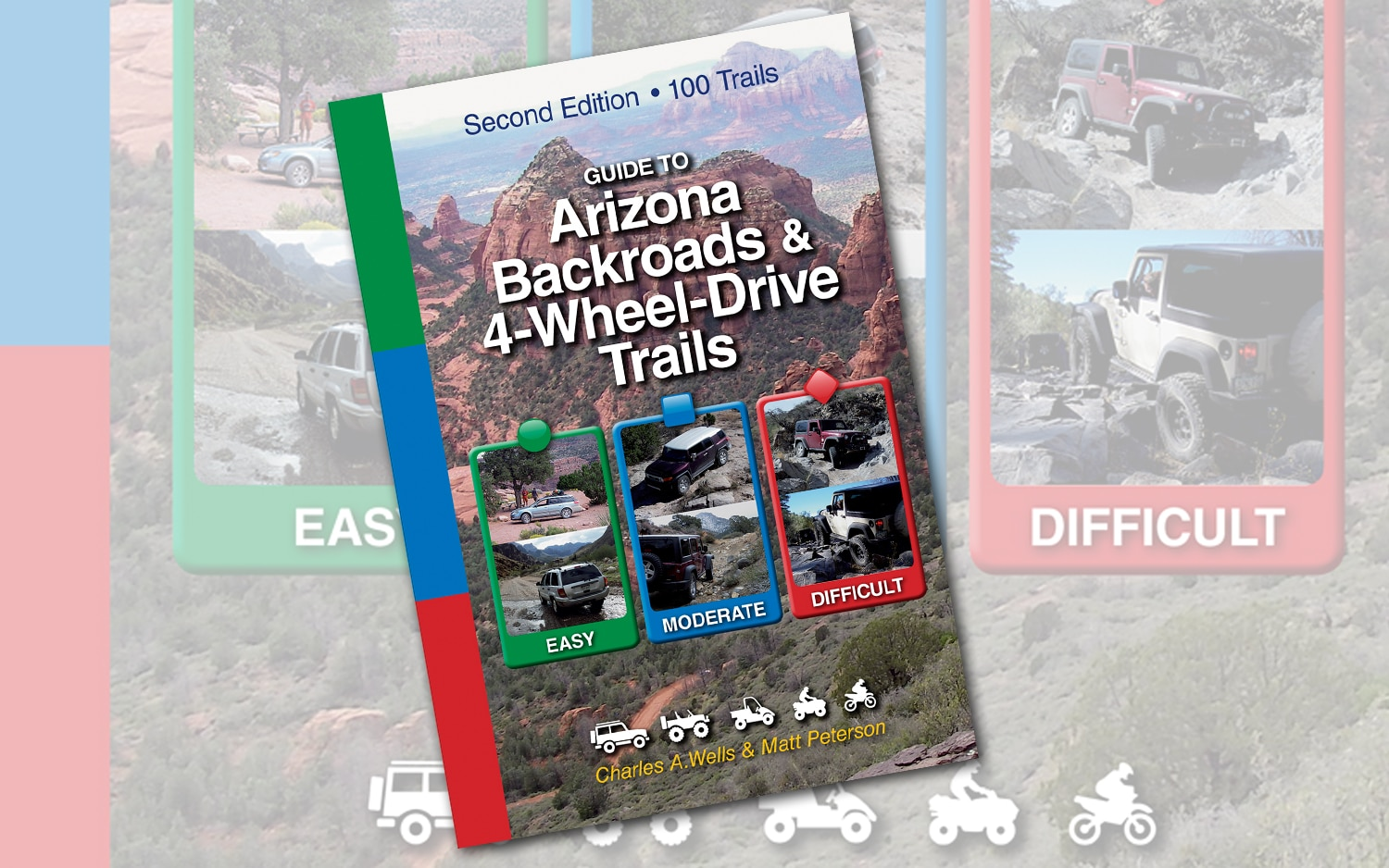 Product Spotlight: Arizona Backroads and 4-Wheel-Drive Trials Guidebook