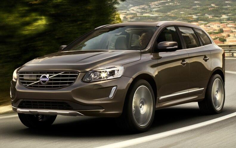 2014 Volvo XC60, XC70 Get Detail Updates