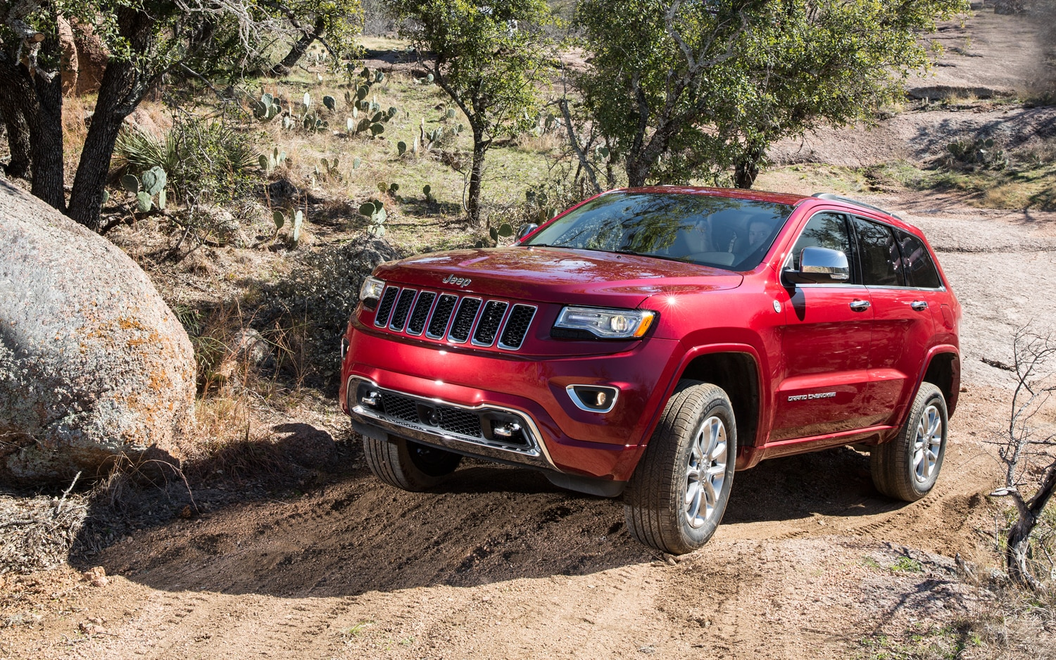 2014 Jeep Grand Cherokee Photo Gallery