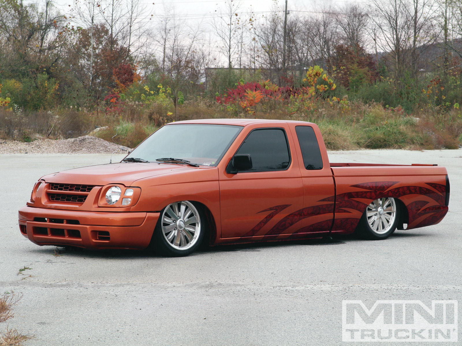 Most Hated - 2000 Nissan Frontier