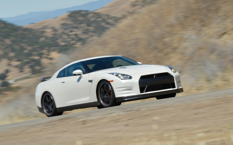 2013 Nissan GT-R Black Edition Long-Term Update 5