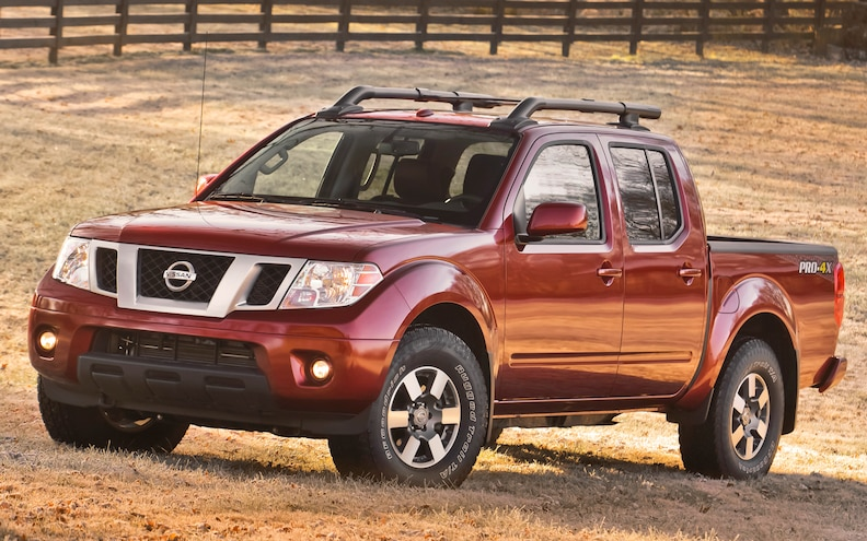 Pricing Announced for 2013 Nissan Xterra, Frontier