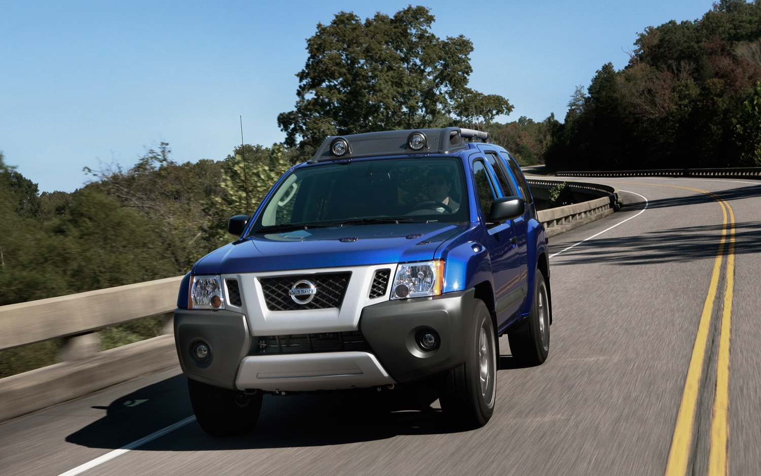 2013 Nissan Xterra Moving