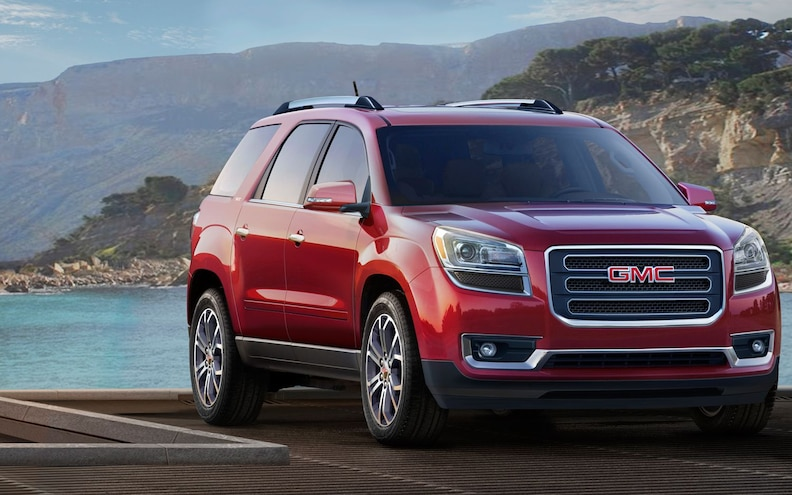 2013 GMC Acadia Pricing Starts at $34,875, Denali at $46,770