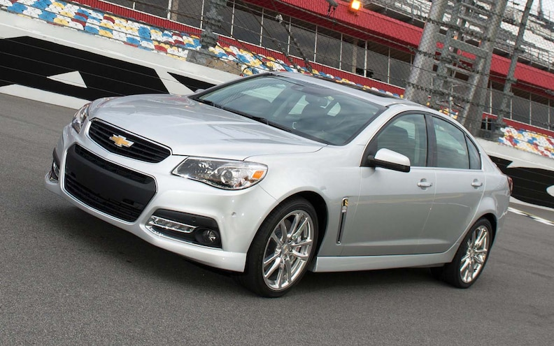 2014 Chevrolet SS First Look