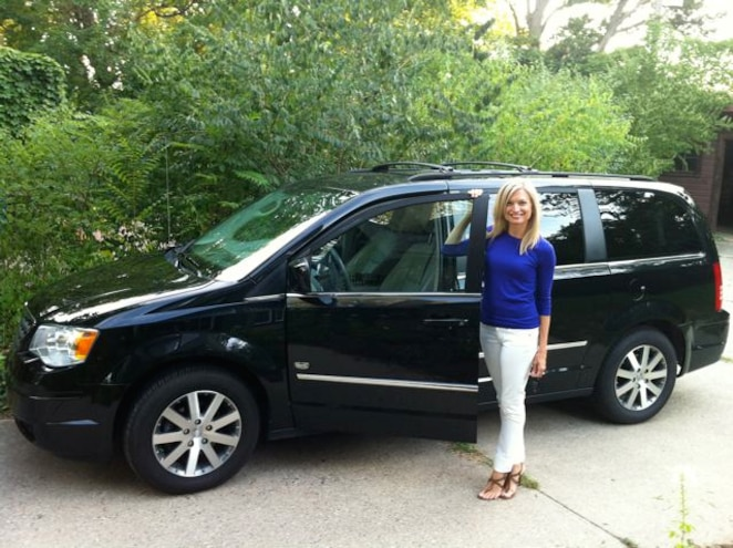 Celebrity Drive: Nicole Forester of STARZ's