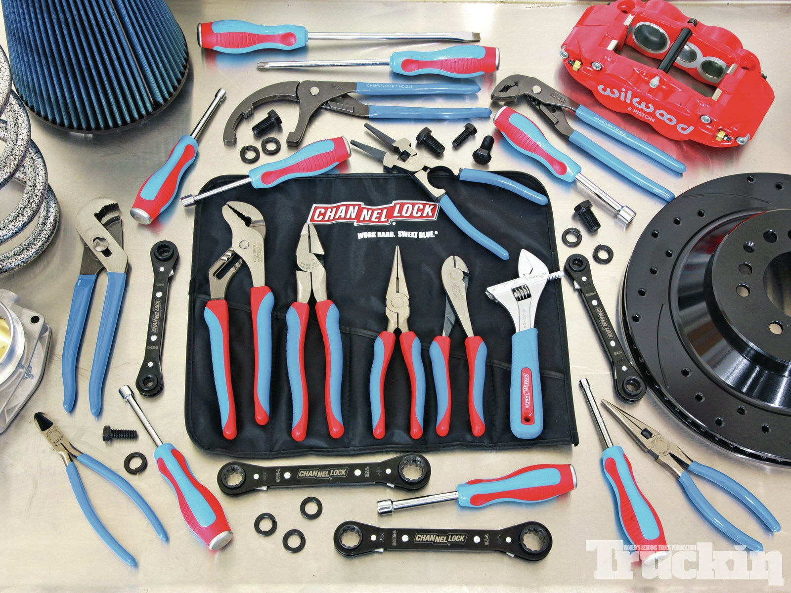 channellock Pliers Drivers And Wrenches tool Set